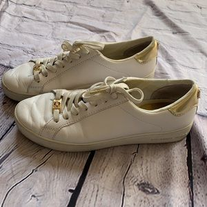 Michael Kors Irving lace up sneakers
